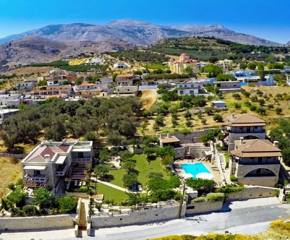 Asion Lithos eco tourism hotel - Ecotourism Holidays on Crete Greece